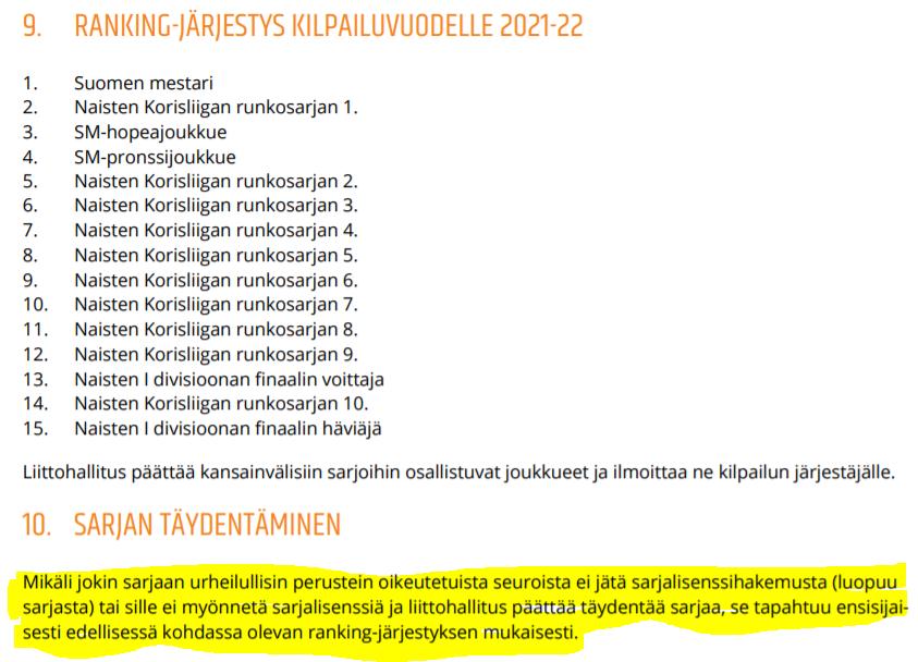 Naisten divarin sarjamääräykset 2020-2021.PNG